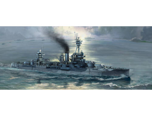 Trumpeter USS New York BB-34 1:350 (6711)