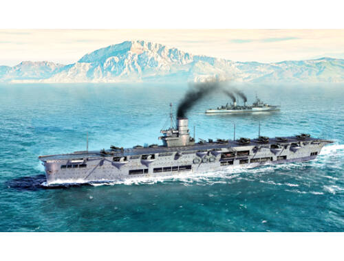 Trumpeter HMS Ark Royal 1939 1:700 (6713)
