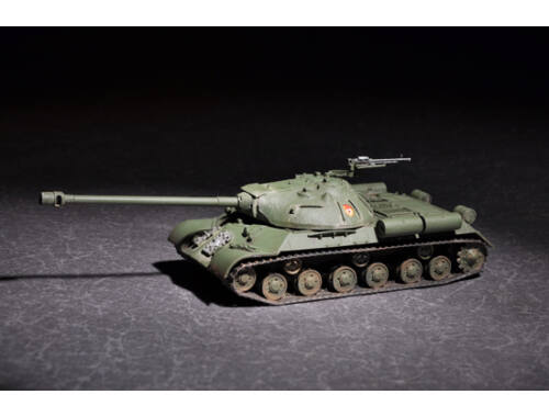 Trumpeter Russian JS-3 with 122mm BL-9 1:72 (7163)