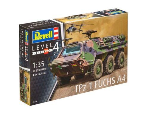 Revell Tpz 1 Fuchs A4 Military 1:35 (3256)