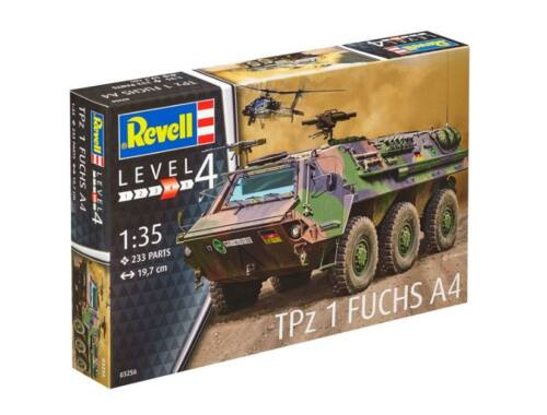 Revell Tpz 1 Fuchs A4 Military 1:35 (3256)