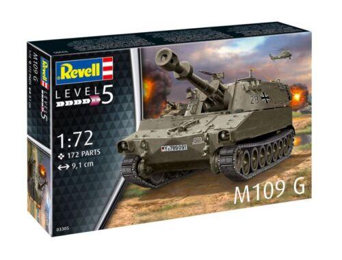 Revell M109 G 1:72 (3305)