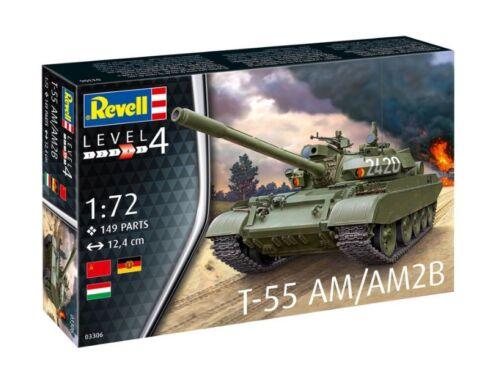 Revell T-55AM / T-55AM2B 1:72 (3306)