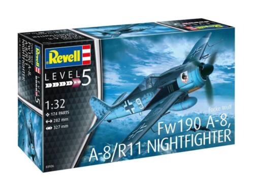 Revell Focke Wulf Fw 190 A-8 Nightfighter 1:32 (3926)