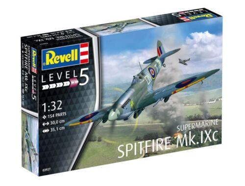 Revell Spitfire Mk.IXC 1:32 (3927)
