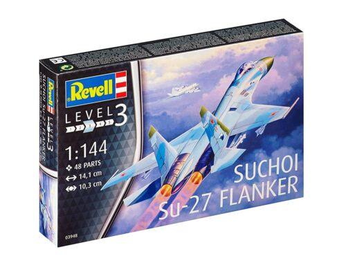 Revell Su-27 Flanker 1:144 (3948)