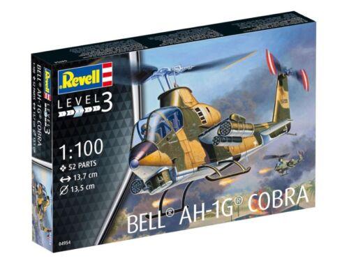 Revell Bell AH-1G Cobra 1:100 (4954)