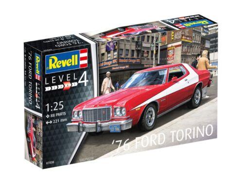 Revell '76 Ford Torino 1:25 (7038)