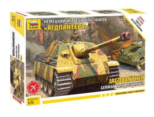 Zvezda Jagdpanther Sd.Kfz.173 1:72 (5042)