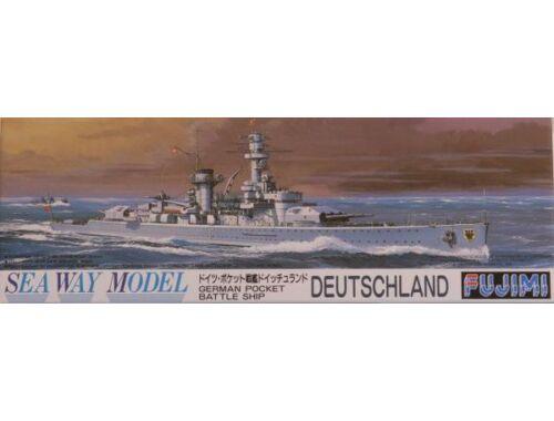 Fujimi German Battleship Deutschland 1:700 (FU421292)