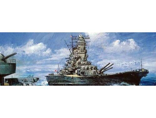 Fujimi IJN Battleship MUSASHI Commission type 1:700 (FU421322)
