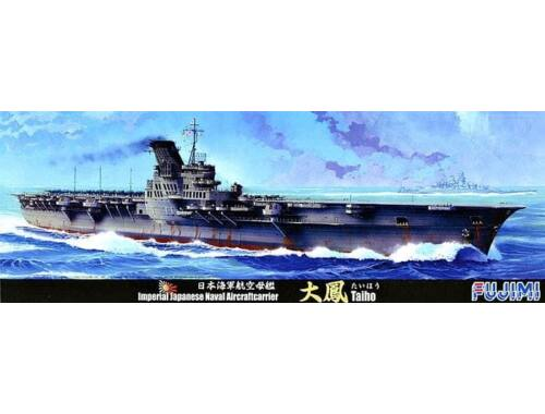 "Fujimi IJN Aircraft Carrier ""TAIHO"" Wood deck 1:700 (FU431017)"