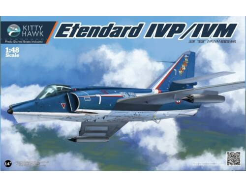 Kitty Hawk Etendard IVP/IVM 1:48 (KH80137)