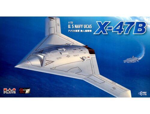 Platz US Navy UCAS X-47B 1:72 (AC-18)