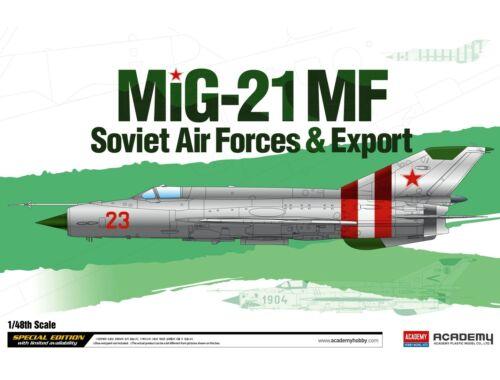 "Academy MiG-21MF ""Soviet AF Export"" 1:48 (12311)"