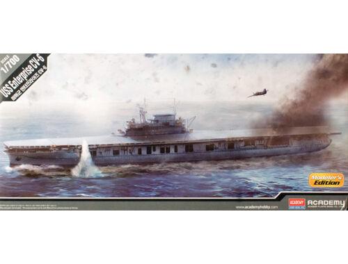 Academy USS Enterpise CV-6 Modellers Edition 1:700 (14224)