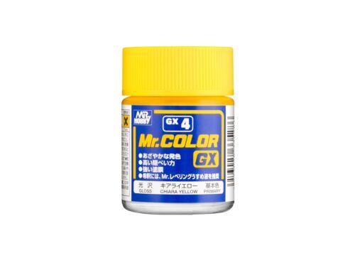 Mr.Hobby Mr.Color GX-4 Chiara Yellow