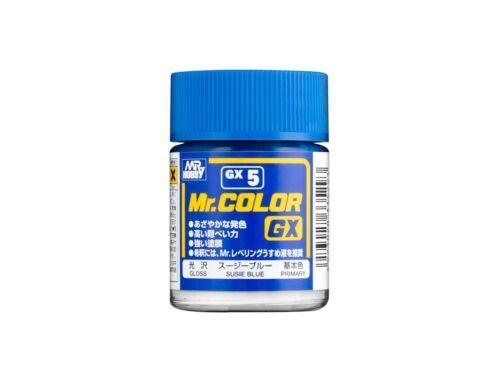 Mr.Hobby Mr.Color GX-5 Susie Blue