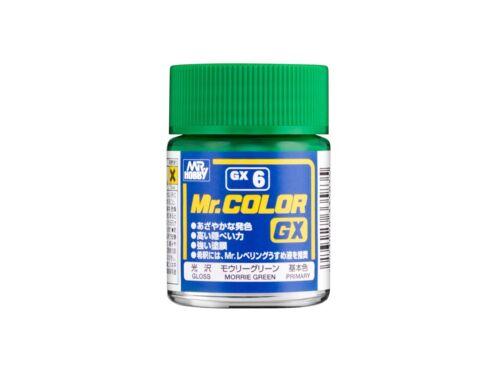 Mr.Hobby Mr.Color GX-6 Morrie Green