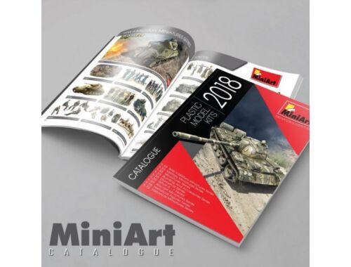 Miniart Miniart Katalógus 2018 (55018)