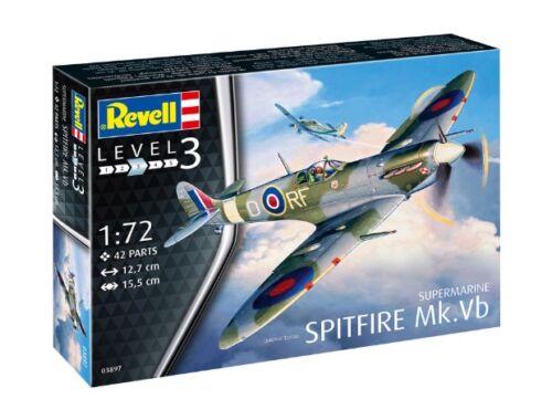 Revell Spitfire Mk. Vb 1:72 (3897)