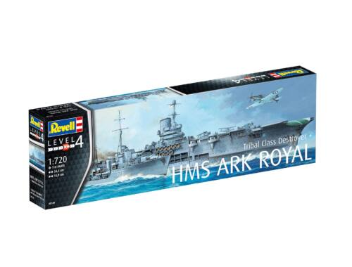Revell HMS Ark Royal   Tribal Class Destroyer 1:72 (5149)