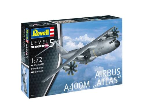 Revell Airbus A400M Luftwaffe 1:72 (3929)