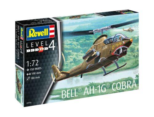 Revell Bell AH-1G Cobra 1:72 (4956)