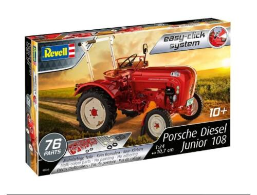Revell Easy-Click Porsche Junior 108 1:24 (7820)