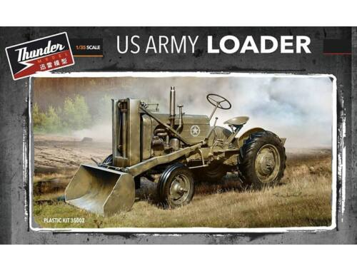 Thunder Model US Army Loader 1:35 (35002)