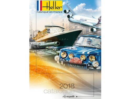 Heller katalógus 2018
