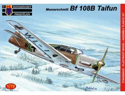 Kovozavody Bf 108B in Axis Service 1:72 (0081)