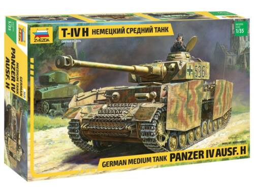 Zvezda Panzer IV Ausf. H. 1:35 (3620)