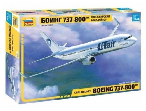 Zvezda Boeing 737-800 1:144 (7019)