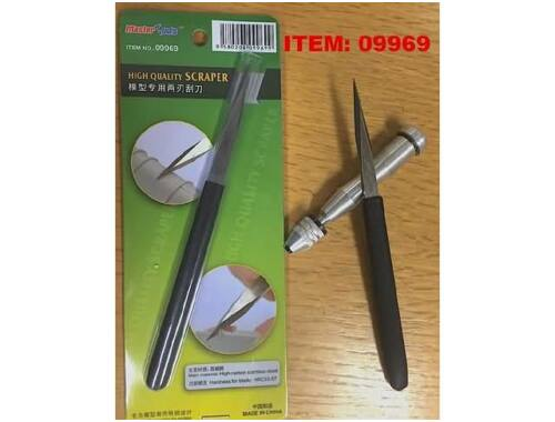 Master Tools High Quality Scraper (09969)