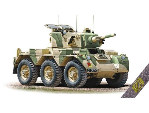 ACE FV-601 Saladin Armoured car 1:72 (72435)
