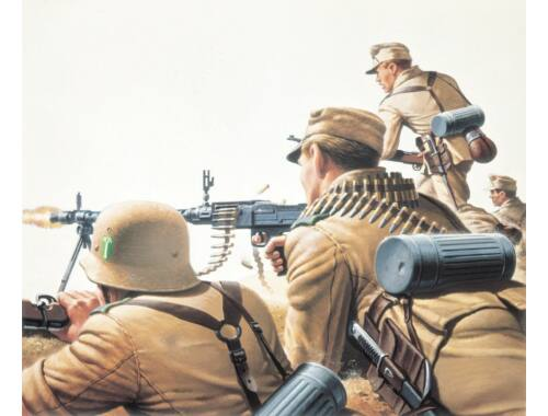 Airfix WWII Afrika Corps 1:72 (A00711)