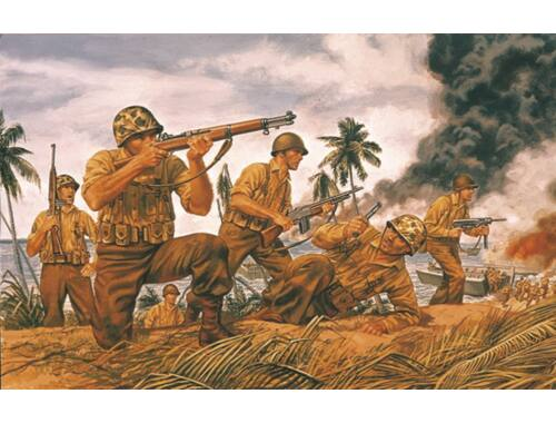 Airfix WWII US Marines 1:72 (A00716)
