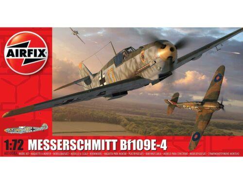 Airfix Messerschmitt Bf109E-4 1:72 (A01008A)