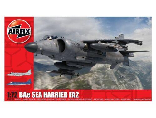 Airfix Bae Sea Harrier FA2 1:72 (A04052A)
