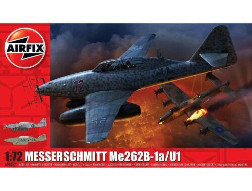 Airfix Messerschmitt Me262-B1a 1:72 (A04062)