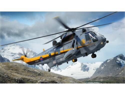 Airfix Westland Sea King HAS.3 1:72 (A04063)