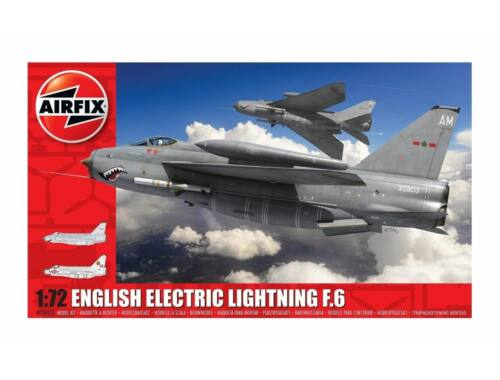 Airfix English Electric Lightning F6 1:72 (A05042A)
