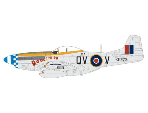 Airfix North American Mustang Mk.IV 1:48 (A05137)