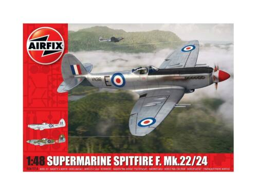 Airfix Supermarine Spitfire Mk22/24 1:48 (A06101A)