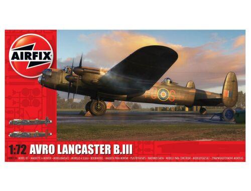 Airfix Avro Lancaster B.I/B.III 1:72 (A08013A)