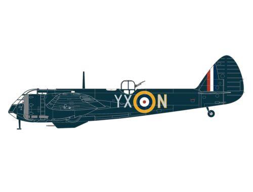 Airfix Bristol Blenheim Mk.IF 1:48 (A09186)