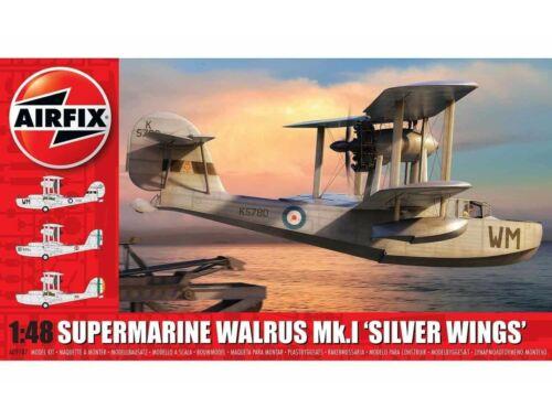 "Airfix Supermarine Walrus ""Silver Wings"" 1:48 (A09187)"