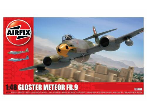 Airfix Gloster Meteor FR9 1:48 (A09188)