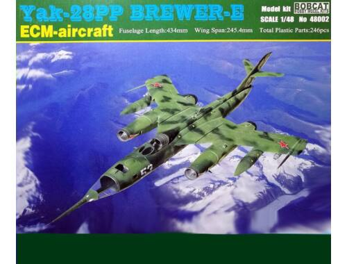 Bobcat Yakovlev Yak-28 Brewer 1:48 (48002)